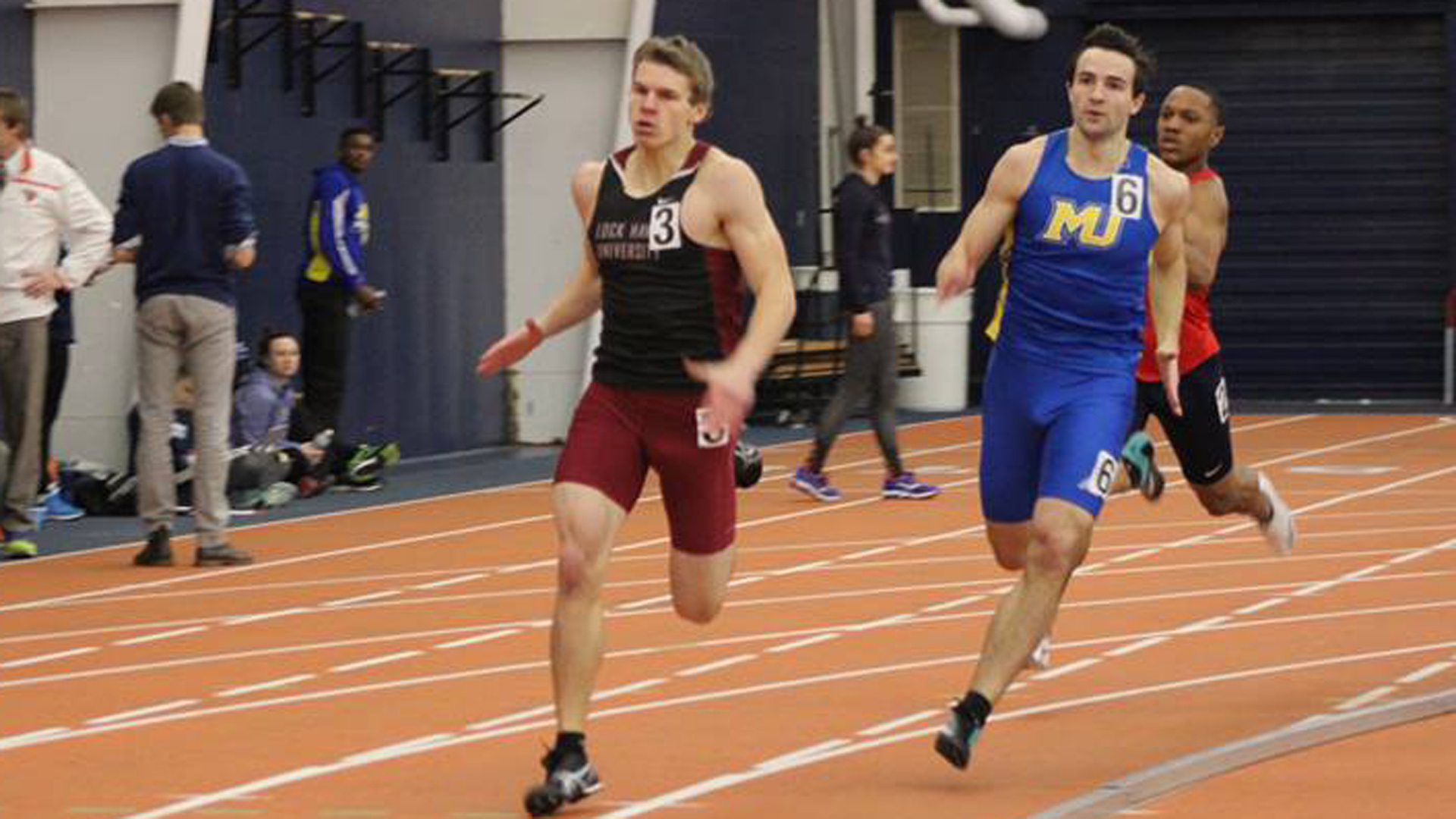 Men's T&F opens season, throwers & PSAC marks highlight the day